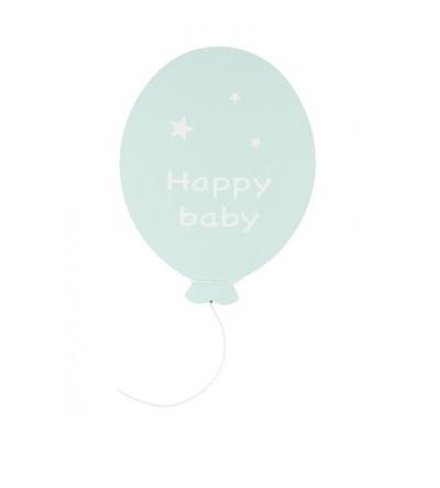 """Déco Ballon """"Mint"""" - Personnalisable"""