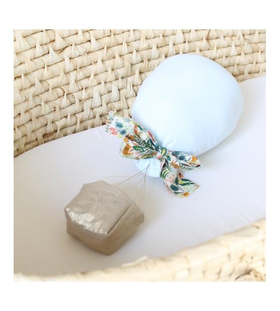Ꙭ Ballon décoratif  Idée Cadeau Naissance Bébé Original Création France ! cb8ca2f2104