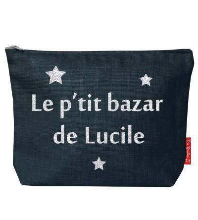 """Pochette """"P'tites étoiles"""" - Personnalisable"""
