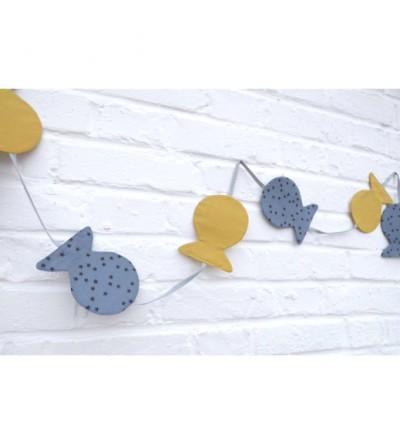 Guirlande décorative Poissons