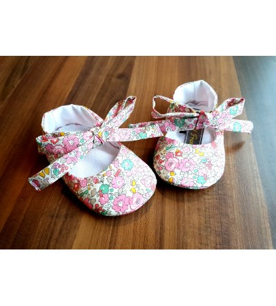 "Ballerines ""Besty Ann"""