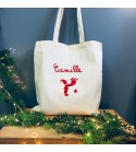 "Tote Bag ""Lutin"" Personnalisable"