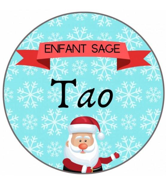 """Badge """"Enfant Sage"""" Personnalisé"""
