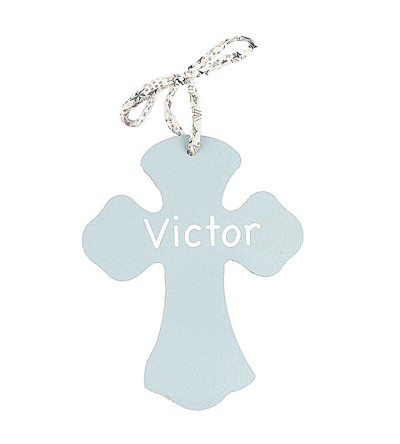 Croix de Baptême - Personnalisable