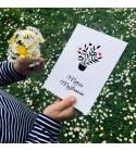 """Carte à planter """"Merci Maîtresse"""""""