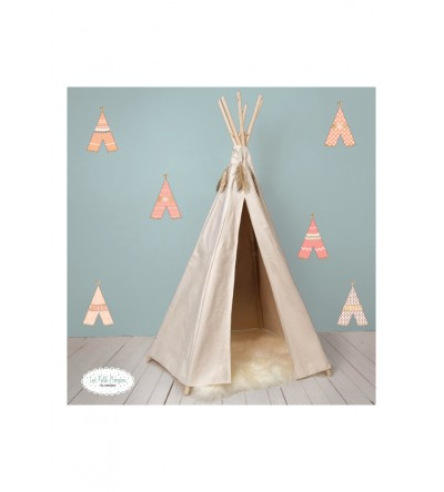 "Stickers ""Tipis"""