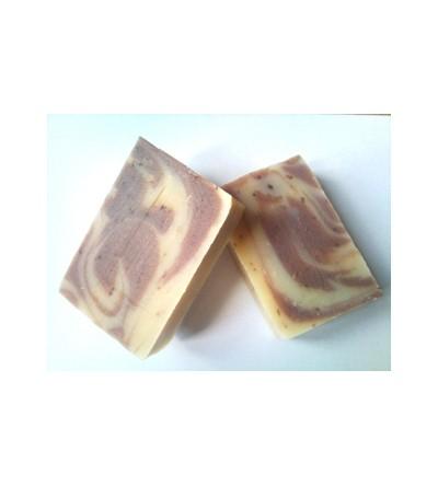 """Savon """"Banane - Karité - Ylang et Chocolat"""""""