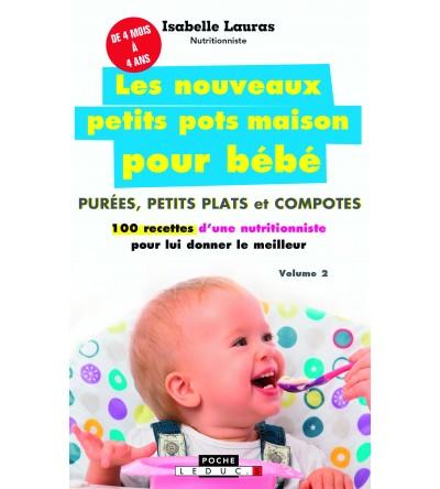 Les nouveaux petits pots maisons pour bébé