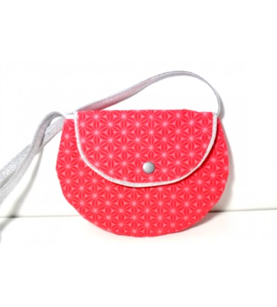 "Sac fillette ""Corail"""