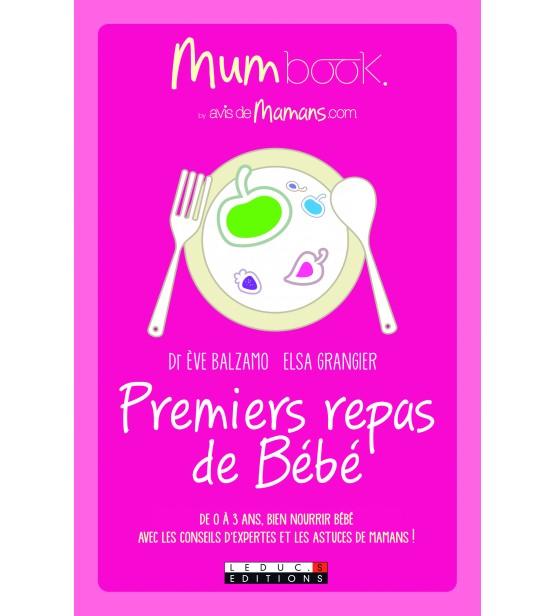 Premiers repas de Bébé - Mum Book