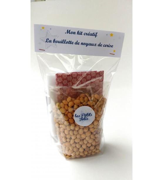 "Kit Bouillotte DIY - ""Rose fleuri"""