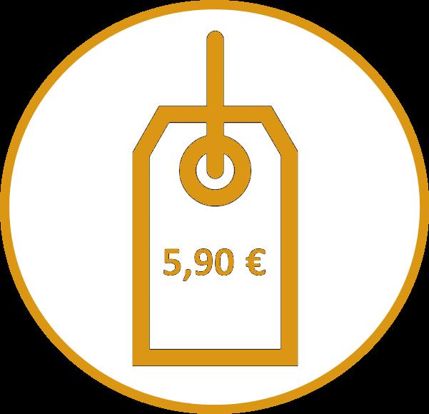 Des frais de ports uniques et avantageux